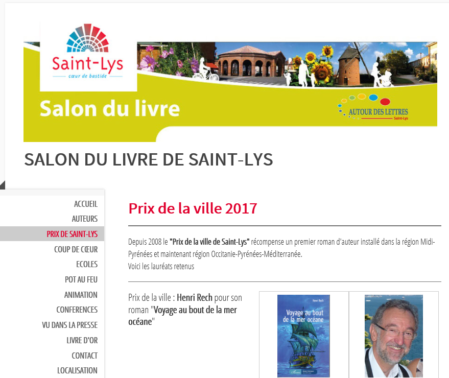 Prix Salon Saint Lys